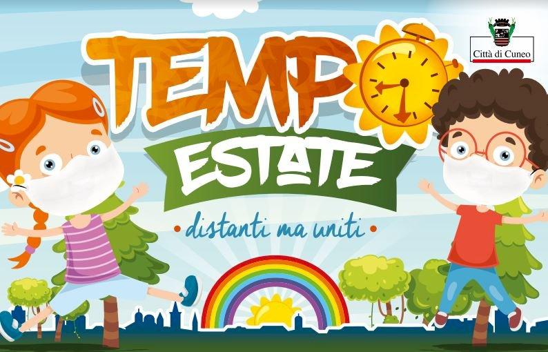 A Cuneo inizia 'Tempo Estate 2020', iniziative e centri estivi per bambini e ragazzi dai 3 ai 17 anni