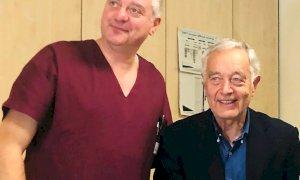Nel ricordo di Ivo Peyra una donazione alla Cardiologia dell'Ospedale 'Regina Montis Regalis'