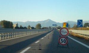 Tangenziale di Fossano, modifiche alla viabilità in direzione Asti per lavori