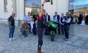 In arrivo sulle Alpi di Cuneo un tour per gli amanti del mototurismo