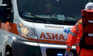 Due feriti nello scontro tra auto e moto ad Ormea