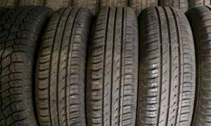 A Beinette e Peveragno si raccolgono pneumatici usati