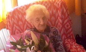 Addio a Erminia Bianchini Defilippi, la donna più longeva d'Italia