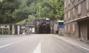 Il tunnel del colle di Tenda chiude di notte tra il 29 giugno e il 4 luglio