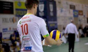 Pallavolo, Cuneo chiude il reparto centrali: in arrivo Paolo Bonola