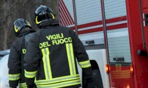Fuga di gas in un alloggio a Busca, intervengono i vigili del fuoco