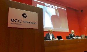 Banca di Cherasco, l'assemblea approva il bilancio e conferma il vertice