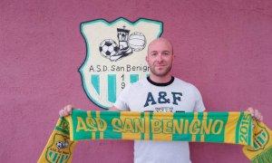 Calcio, Nicolò Parodi per la porta del San Benigno