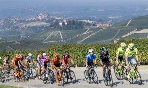 Il 12 agosto nelle Langhe un 'antipasto' del Giro d'Italia con il 'Gran Piemonte'