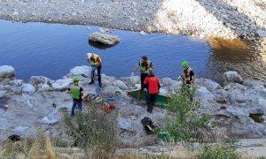 Cuneo: si sente male durante una passeggiata al Parco Fluviale, recuperato dal Soccorso Alpino