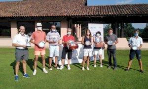 Cento appassionati golfisti a Cherasco alla ventinovesima edizione di Aci Golf
