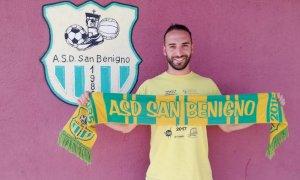 Calcio, San Benigno scatenato sul mercato: preso Corbeddu