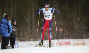 Sci nordico e skiroll, doppia chiamata in nazionale per Samuele Giraudo