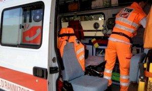Frontale furgone-moto a Scarnafigi, morto sul colpo il motociclista