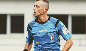 Calcio, il cuneese Ettore Longo arbitrerà in Serie C