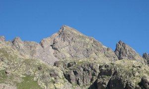 Valle Stura, escursionista bloccato sulla cima del Corborant recuperato dal Soccorso Alpino