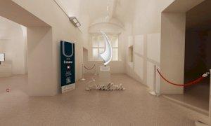 Alla Castiglia inaugura la mostra omaggio di Saluzzo agli 80 anni dell'artista Araldo Cavallera