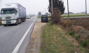 Approvato il progetto per l'allargamento della strada tra Fossano e Villafalletto