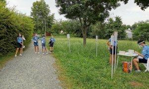 Il gruppo scout Agesci 'Saluzzo 1' ha ripreso le attività