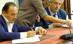 Firmata la convenzione Provincia-Regione per concludere i lavori dell'ex caserma Musso di Saluzzo