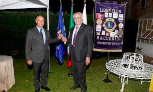 Racconigi, Beppe Fava è il nuovo presidente del Lions Club