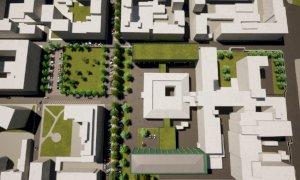 Ecco il nuovo ospedale di Cuneo secondo l'architetto Bodino