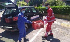 Mondovì, esteso sino a fine luglio il servizio della Croce Rossa di consegna spesa e farmaci a domicilio
