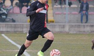 Calcio, il Bra conferma il centrocampista Luca Marchisone