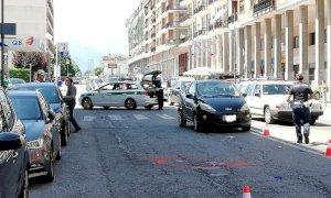 È morto l'uomo investito da un'auto in corso Nizza