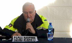 Roberto Gagna confermato presidente della Protezione Civile di Cuneo