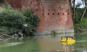 Laser scanner, sonar e droni acquei per monitorare la salute dei ponti della Granda