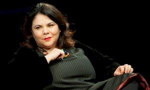 Michela Murgia a Bra in 'Dove sono le donne?'