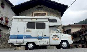 Il Cinecamper del 'Nuovi Mondi' Festival arriva sulla Terrazza dell'Iris a Dronero