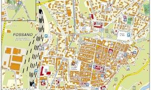 La Giunta comunale di Fossano rinnova la cartografia turistica