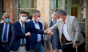 L'ospedale di Saluzzo riparte: 160 i pazienti Covid assistiti durante l'emergenza