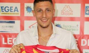 Calcio, il Bra si rinforza con Antonio Cardore