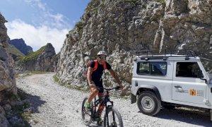 Limone Piemonte, pedalata promozionale sull'Alta Via del Sale (VIDEO)