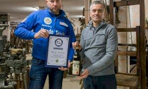 E' cuneese il più antico vino certificato Doc al mondo