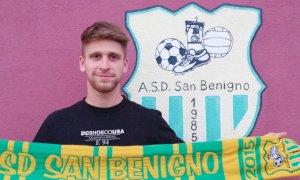 Calcio, Seconda Categoria: il San Benigno prende Andrea Fragale dall'Olmo