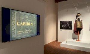 Caraglio, il Filatoio riparte con una mostra sul cinema promossa da Artea