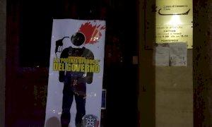 'Il Governo intervenga per salvare i benzinai': la protesta di CasaPound a Cuneo, Bra e Alba