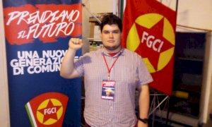 L'albese Luca Foglino è segretario della FGCI Piemonte