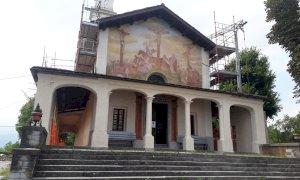 Borgo San Dalmazzo, al via i lavori di restauro del Santuario di Monserrato