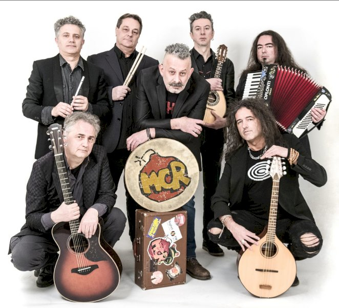 Modena City Ramblers in concerto all'Anima Festival