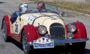 Auto storiche, via libera alla circolazione in regione anche senza il sistema Move-in