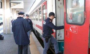 'Stazioni sicure': 861 persone identificate sui convogli ferroviari in Piemonte e Valle d'Aosta