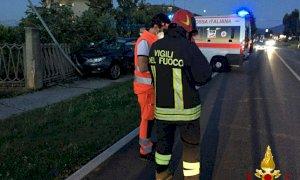 Cuneo, incidente mortale a Villaggio Colombero