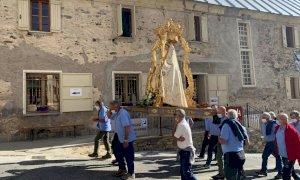 Sant'Anna di Vinadio, per la prima volta la messa internazionale è stata trasmessa in streaming