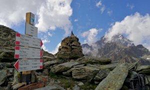 Val Varaita, in via di conclusione il rifacimento della segnaletica escursionistica nel Bosco dell'Alevè