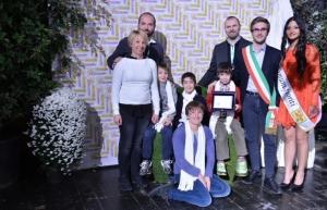 """Alba premiata al concorso """"Comuni fioriti"""" 2016"""
